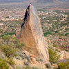 The Wedge, Pinnacle Peak<br> Jan 2011 <br>