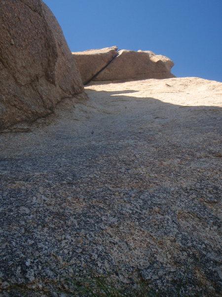 Rock Climbing Photo: Birthday Party 5.7  Pinnacle Peak Park