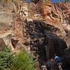 JJ Schlick climbing Stepchild, amazing features!