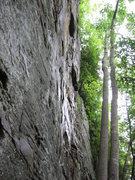 Rock Climbing Photo: Nice warm up climb.