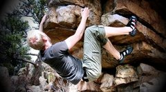 Rock Climbing Photo: Piano Boulder Area.