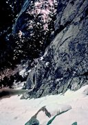 "Rock Climbing Photo: Sentinel Rock 1963 Joe ""Guido"" McKeown P..."