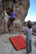 Rock Climbing Photo: BOOM ROYALE