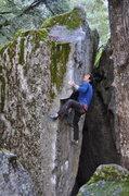 Rock Climbing Photo: DW