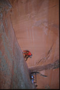 Rock Climbing Photo: Lowe Route, Andy Burr Photo