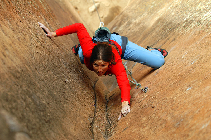 Rock Climbing Photo: Penitente, Keith Ladzinski Photo