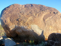 Rock Climbing Photo: The Boulder to end all boulders - Great problems o...