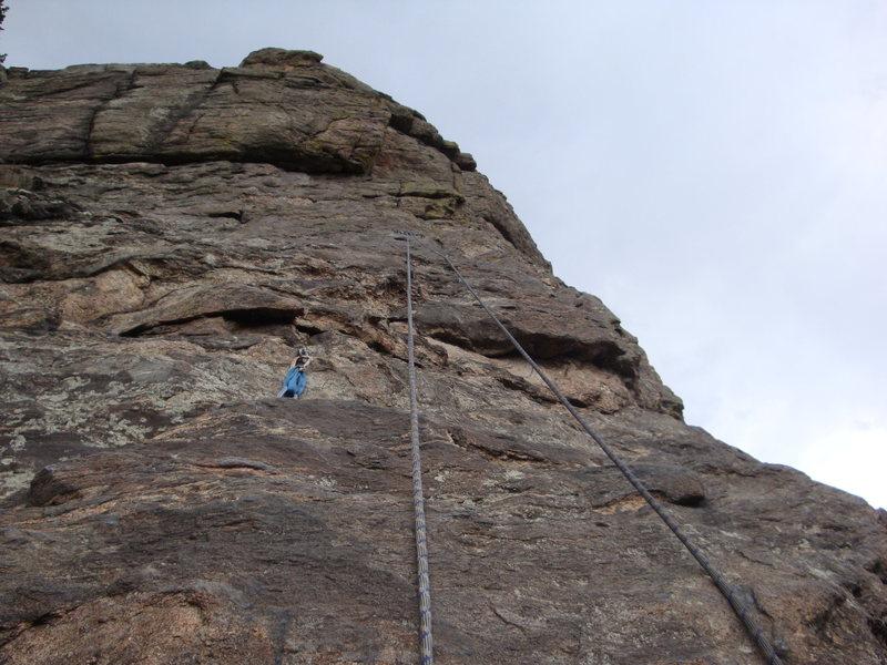 Rock Climbing Photo: golden, co   5.9