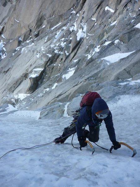 Rock Climbing Photo: Dru/Ergo
