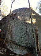 Rock Climbing Photo: Down Under.