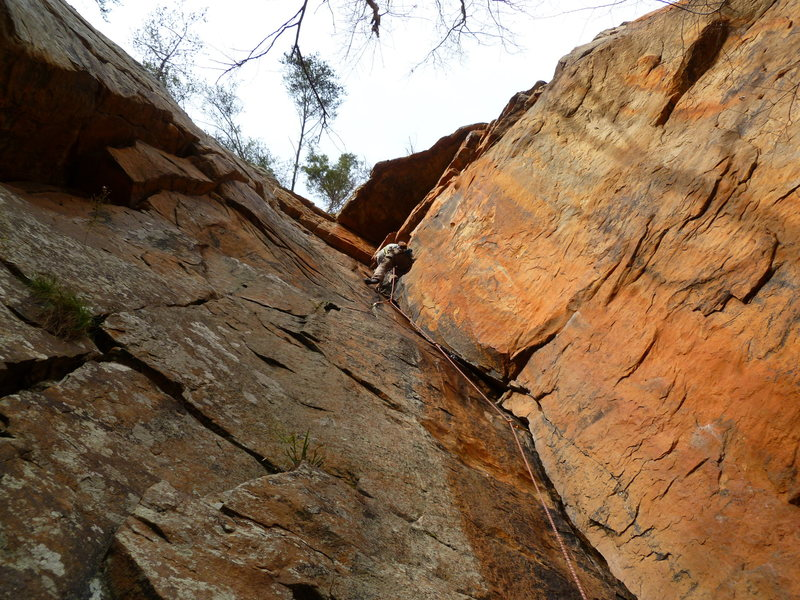 Rock Climbing Photo: In the Pursuit of Excellence