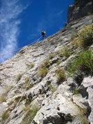 Rock Climbing Photo: Dalles Grises raps