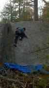 Rock Climbing Photo: Sleek Streek.