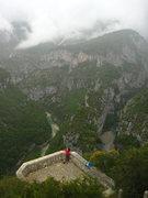 Rock Climbing Photo: Balcon de la Mescla