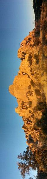 Cochise Stonghold Isle of Ewe