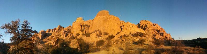 Rock Climbing Photo: Cochise Stonghold Isle of Ewe