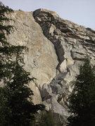 Rock Climbing Photo: Hobbit Book P2, P3, and P4