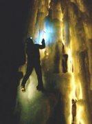 Rock Climbing Photo: Silo Lights