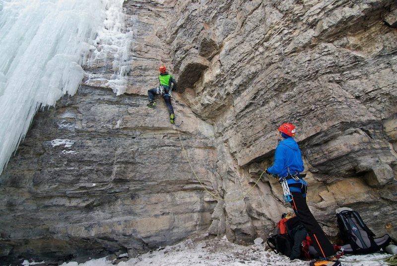 Very fun climb.