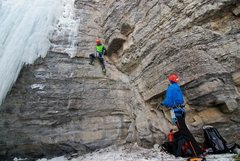 Rock Climbing Photo: Very fun climb.