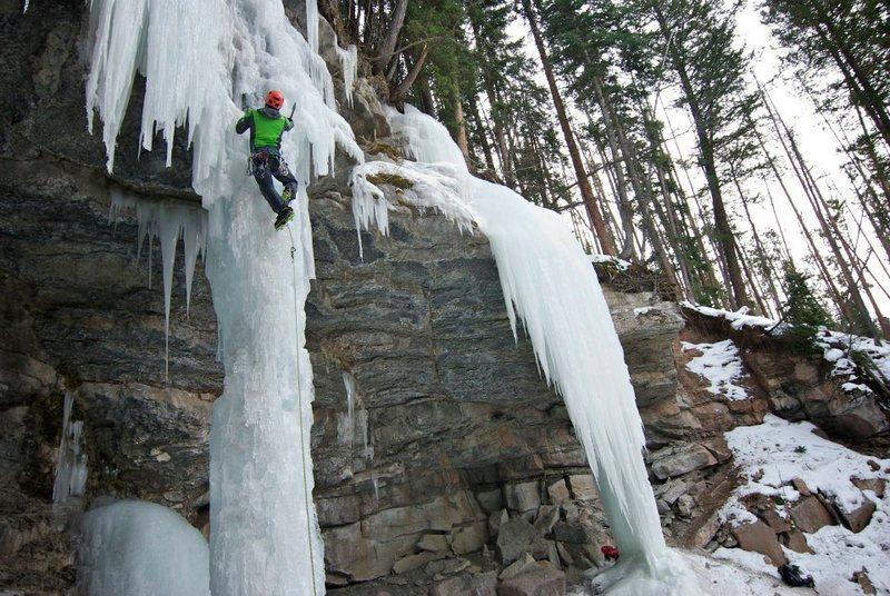 Rock Climbing Photo: Fun.