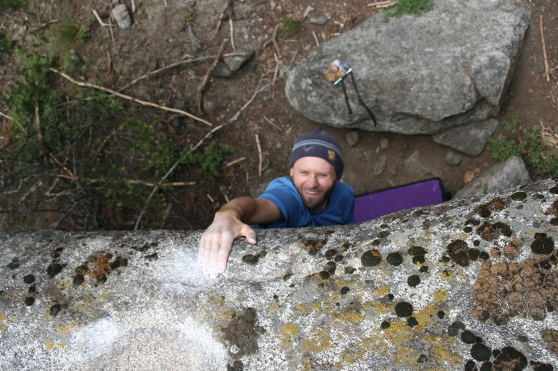 Rock Climbing Photo: Crane Flat North