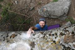 Rock Climbing Photo: Crane Flat North