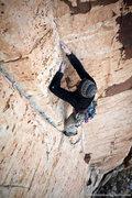 Rock Climbing Photo: Jason Molina on Mudterm, Jan 2012.   mattkuehlphot...