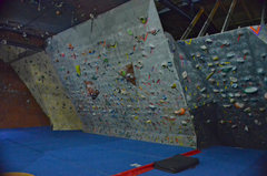 Rock Climbing Photo: Lead Wall, 60 Wall, 45 Wall.   photo by Jack Lee