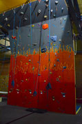 Rock Climbing Photo: The Fire Wall rope routes.        photo by Jack Le...