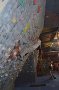 Rock Climbing Photo: Daniel Oakley on the 60 Wall.       photo by Jack ...