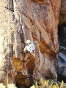 Rock Climbing Photo: California Crack