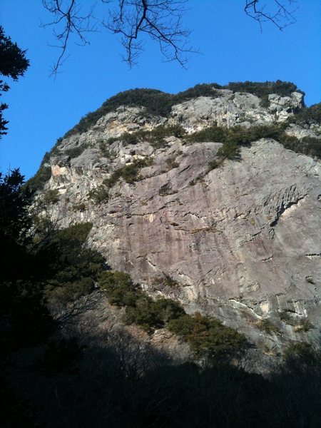 Another South Face photo.