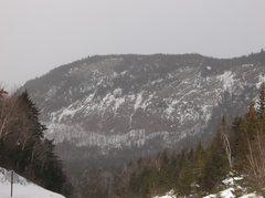 Rock Climbing Photo: Taken at the end of January, 2012.  Photo taken vi...