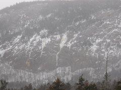 Rock Climbing Photo: Late January, 2012