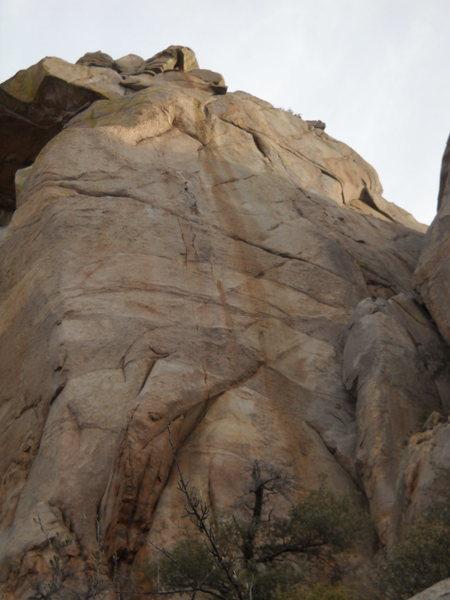 Rock Climbing Photo: GBU