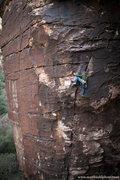 Rock Climbing Photo: Andy Hansen on Mister Masters. Jan 2012  mattkuehl...