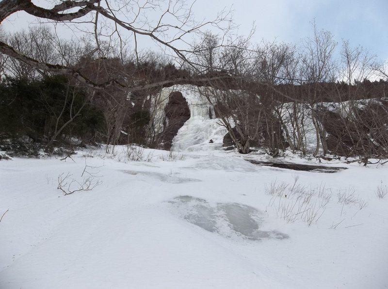 Rock Climbing Photo: Western Flows