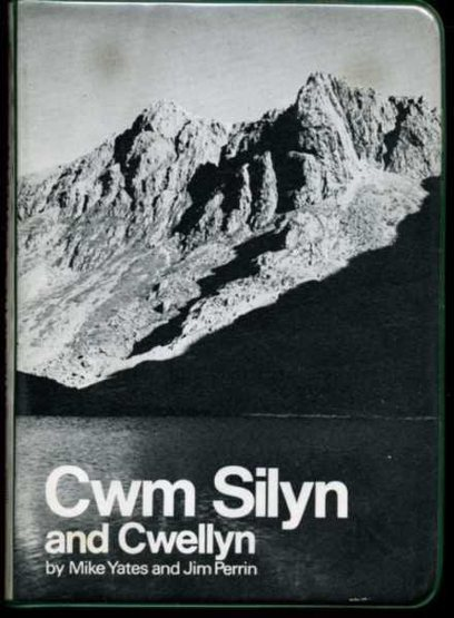 Rock Climbing Photo: Front cover of one of the most beautifully written...