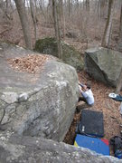 Rock Climbing Photo: Yeast. V4. Governor Stable