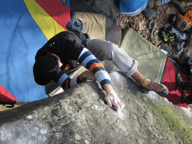 Open Circuit, V7, Governor Stable