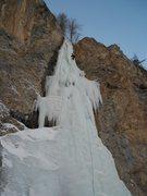 Rock Climbing Photo: Scott Adamson, Candlestick