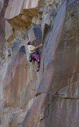 "Rock Climbing Photo: Jack Roberts on Mud Palace.  ""On Belay Jack, ..."
