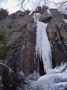 Rock Climbing Photo: Candlepin?