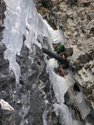 """Rock Climbing Photo: RB on the """"Thrill is Gone"""""""