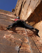 Rock Climbing Photo: Valentine's Day. Photo by Gigi.