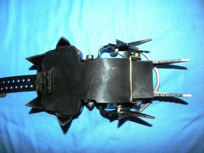 M10 Anti-snow plate DIY 1
