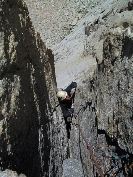 Harding Route, Mt. Conness