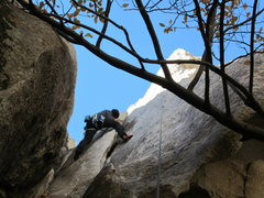 Rock Climbing Photo: City Of Rocks Idaho