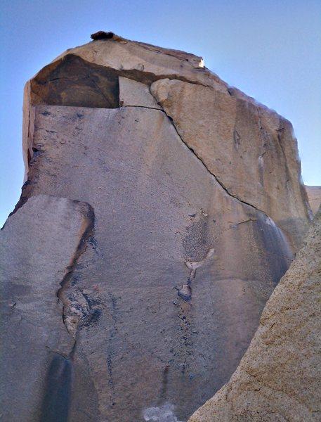 Rock Climbing Photo: A Major Concept